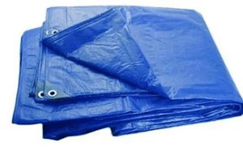 Тент утепленный 3 x 5 м ПВХ 850 огнеупорный (Г2) , с люверсами
